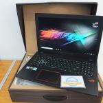 Asus ROG GL553VE Ci7 Ram 16gb SSD 256gb 1050Ti