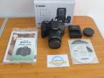 Canon 600D Kit 18-55 mm IS II Mulus SC 5XXX