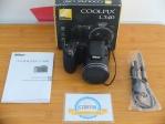Nikon L340 With Zoom Optical 28x