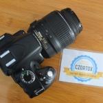Nikon D3200 Kit 18-55mm VR SC 12.xxx Istimewa