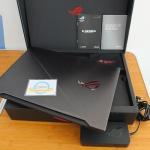 Asus ROG GL703GE Core i7 Ram 8gb SSD NVMe 128gb
