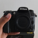 Nikon D7000 Body Only Sc 37xxx