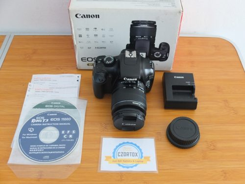 Canon 1100d  Kitt 18-55mm