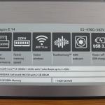 Acer Gaming E5-476G Core i5 8520U Nvidia MX130 2 gb