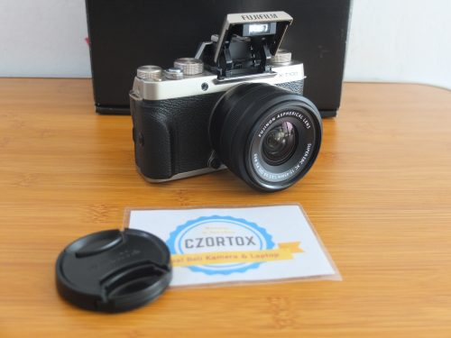 Fujifilm XT100 kit 15-45mm Istimewa