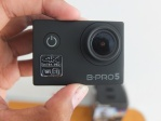 B-PRO 5 Alpha Edition Sudah 4K Wifi Action Camera
