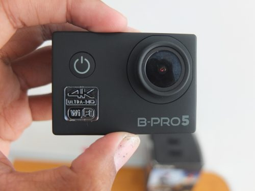 B-PRO 5 Alpha Edition Sudah 4K Wifi Action Camera