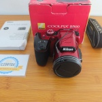 Nikon Coolpix B500 With Zoom Optical 40x Wifi