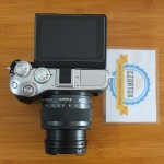 Canon EOS M6 Kit EF-M15-45mm IS STM