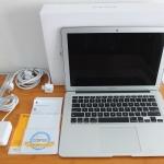 Macbook Air 13 MQD32 Core i5 Ram 8gb SSD 128gb Cycle Count Baru 4