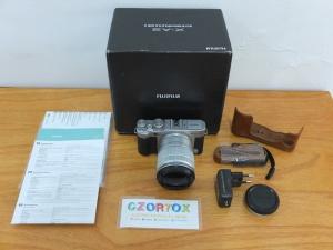 Fujifilm X-A3 Lensa 16-50mm Istimewa Bonus Case