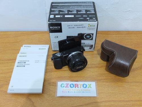 Sony Nex 3N Lensa 16-50 mm