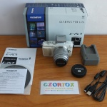 Olympus E-PL7 Lensa 14-42 mm Like New Sc Minim 8xx