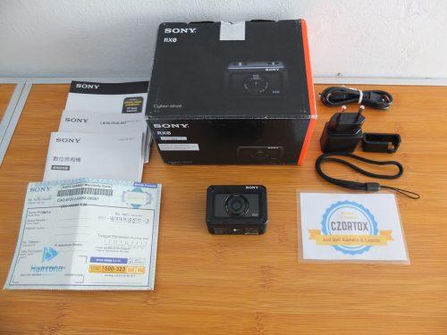 Sony RX0 Ultra Compact Garansi Panjang