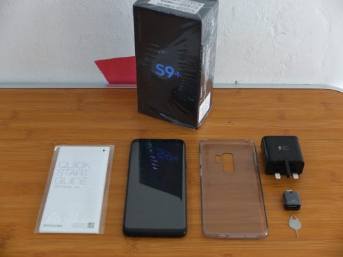 Samsung S9+ Internal 128gb Ram 6gb Like New