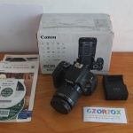 Canon 600D Kit 18-55 mm IS II Mulus