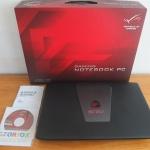 Asus Rog GL552VX Ci7 6700HQ GTX 950M 4GB Full HD