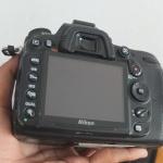 Nikon D7000 Body Only SC 25.Xxx