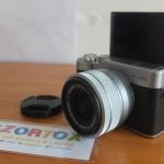 Fujifilm X-A20 Lensa 15-45mm Touchscreen Mulus