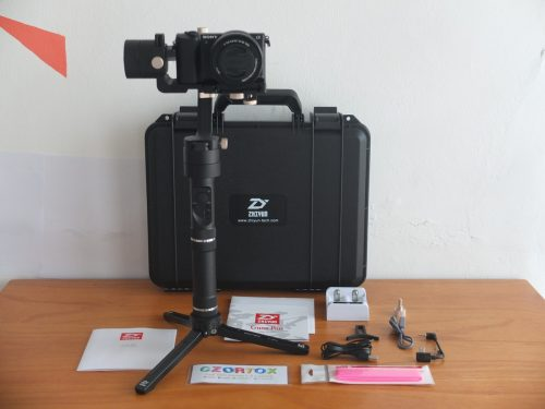 Zhiyun Crane Plus Handheld Gimbal Stabilizer Like New