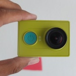 Xiaomi Yi Action Cam Plus Tongsis ori Mulus