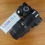 Nikon D3100 Kit 18-55mm SC 16.xxx