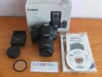 Canon 700D Kit 18-55mm STM Mulus SC 3xxx