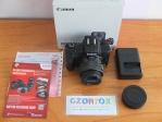 Canon EOS M50 Kit 18-45mm Garansi Resmi Datascript April 2020
