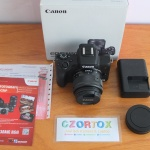 Canon EOS M50 Kit 18-45mm Garansi Resmi Datascript April 2020