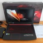 Acer Nitro 5 Core i7-8750H GTX 1060 6Gb Double Storage Garansi Panjang