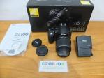 Nikon D3100 Kit 18-55mm SC 5.xxx