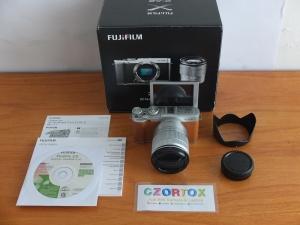 Fujifilm X-A2 Lensa 16-50mm Istimewa