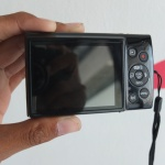 Canon Digital IXUS 190 Black Like New Garansi Minim Pemakaian