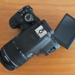 Canon 700D Kit 18-55mm IS II Like New SC 300 an
