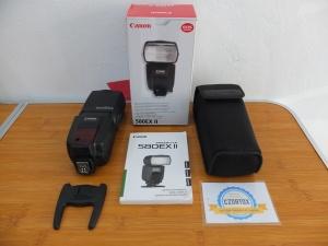 Canon SpeedLite 580 EX II Mulus