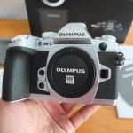 Olympus OM-D EM1 Mark I Like New Istimewa SC Minim