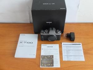 Fujifilm XT100 Body Only Garansi Resmi FFID