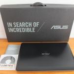 Asus X555Q AMD A10-9600P Dual Vga Ram 4GB