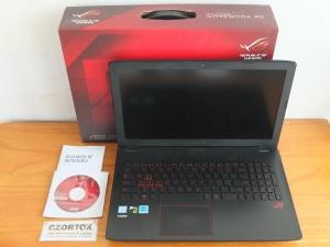 Asus Rog GL552VX Ci7-6700HQ GTX 950M 4GB Full HD