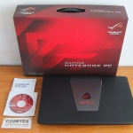 Asus Rog GL552VX Ci7-6700HQ GTX 950M 4GB Full HD