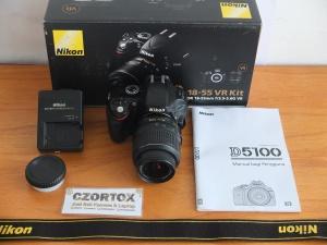 Nikon D5100 Kit AF-S Nikkor 18-55mm