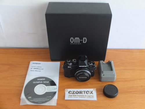 Olympus OM-D EM10 Mark II Sc 1.xxx Like New