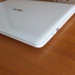Asus E203NAH Intel N3350 Mulus