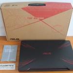 Asus Gaming TUF FX504GE i7-8750H Ram 16 Gb GTX 1050 Ti 4GB Hdd 2 Tb + NVME 128 Gb