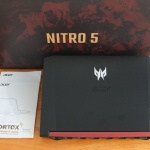 Acer Nitro 5 Core i5-9300H GTX 1050 3Gb Umur 1 Minggu Like New