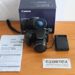 Canon Power Shot SX430IS Like New Garansi Panjang