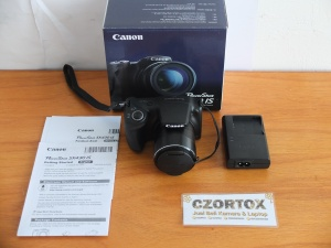 Canon Power Shot SX430IS Like New Garansi Panjang
