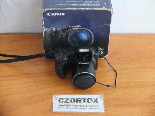 Canon SX400 16Mp Zoom Optical 30x Mulus