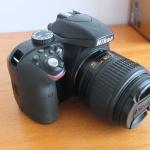 Nikon D3300 AF-S 18-55 mm VR II 24 MP