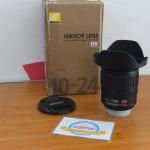 Lensa Nikon AF-S DX 10-24 mm Muluss